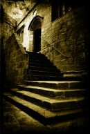 Haunted stairs