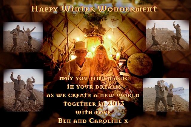 Happy Winter Wonderment
