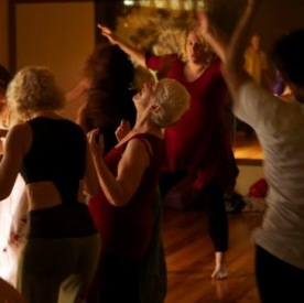 dancers emotion